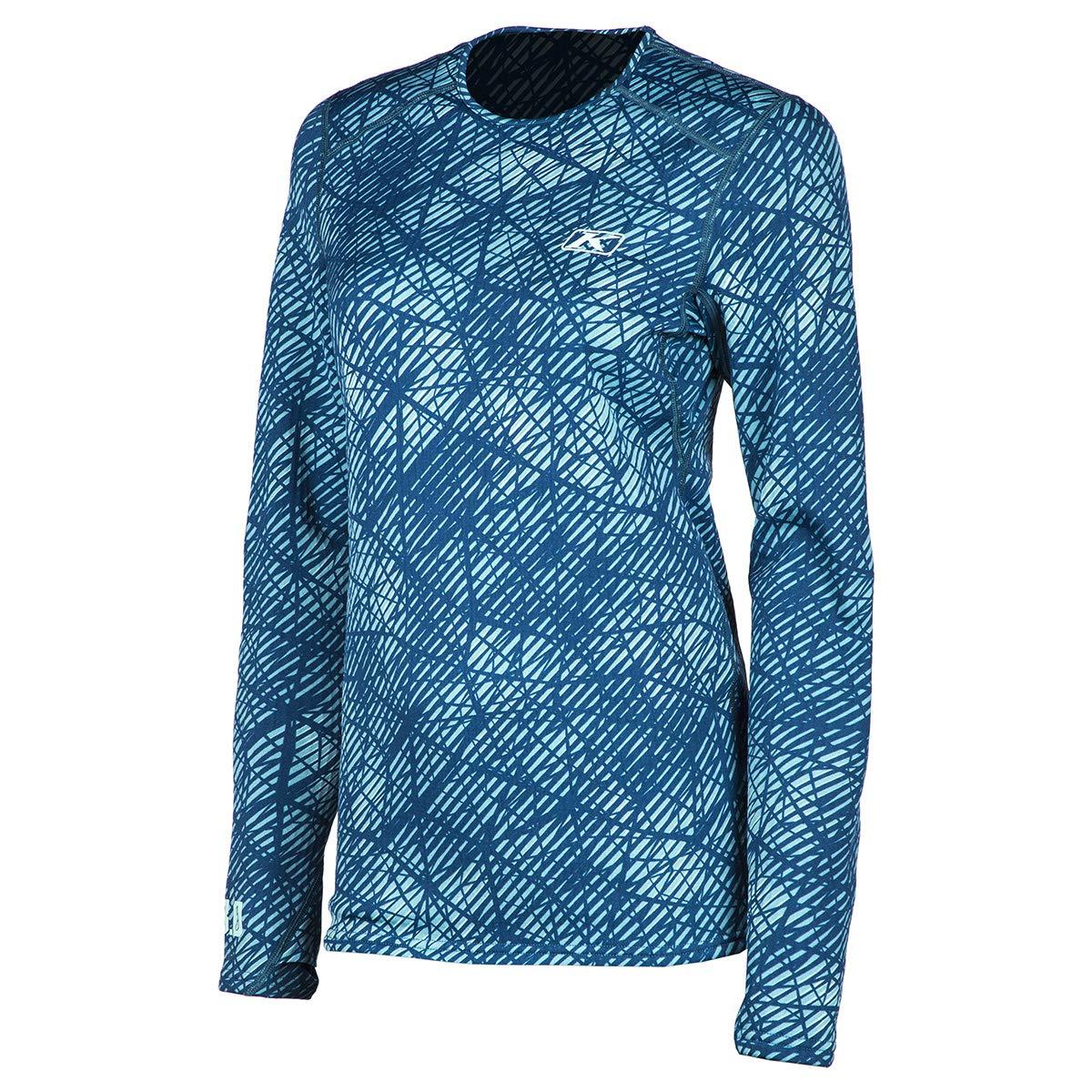 KLIM Solstice Shirt 3.0 LG Black 3287-002-140-000