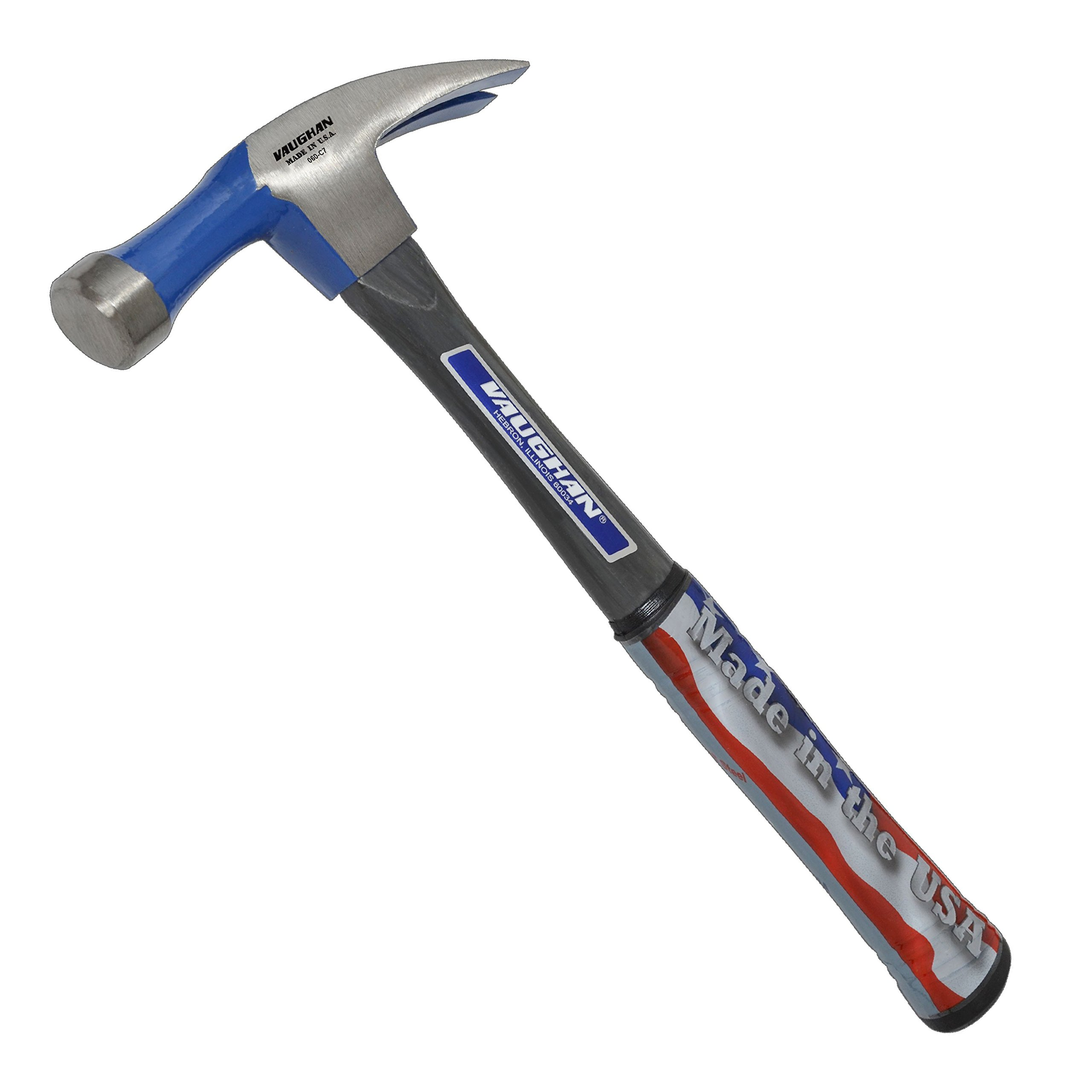 SEPTLS770E18F - Vaughan Electrician's Straight Claw Hammers - E18F