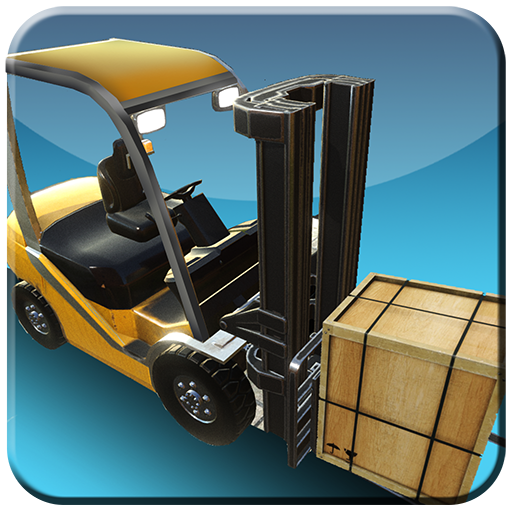 Warehouse Forklift Driver Sim 2017: Real - Warehouse Games