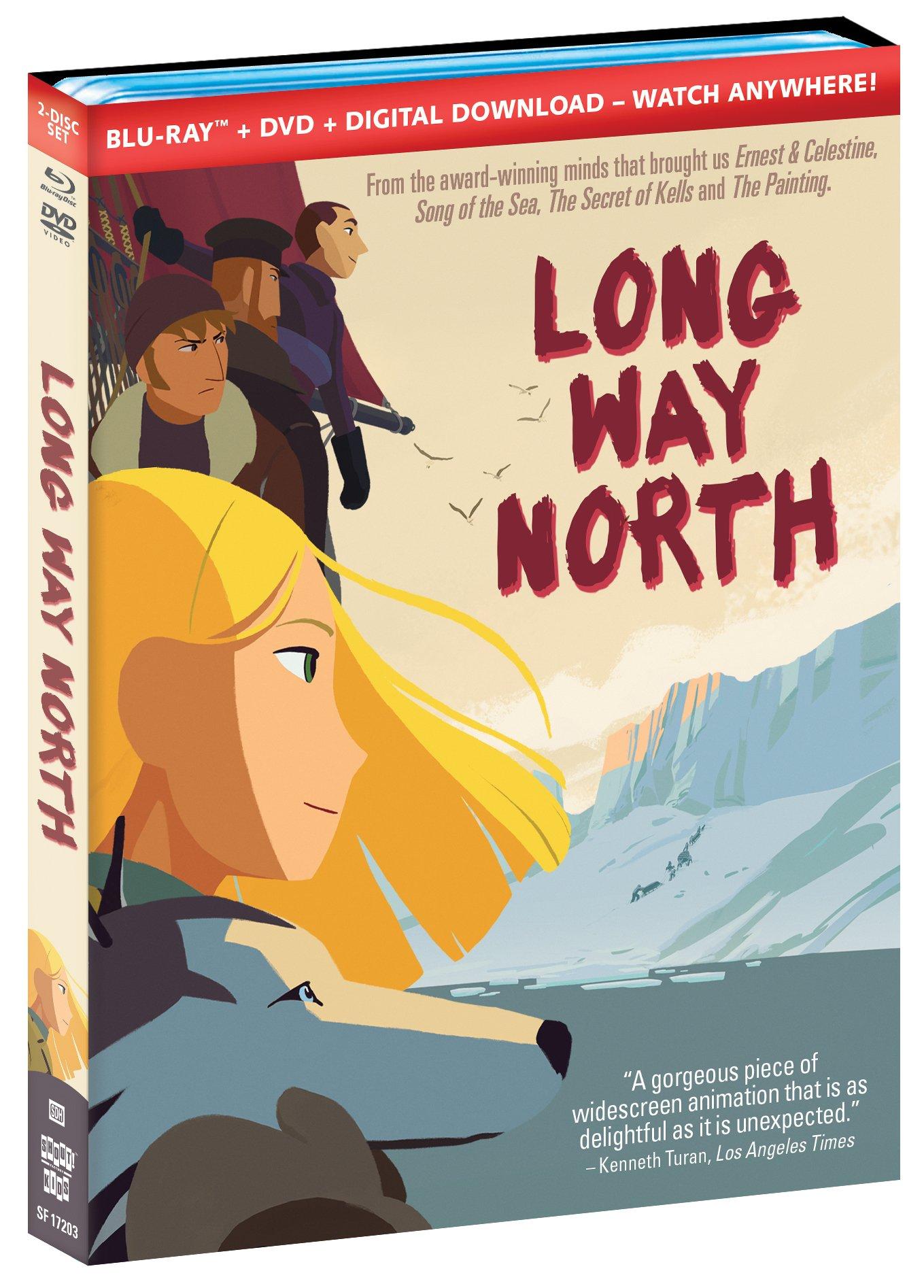 Long Way North 0826663172034
