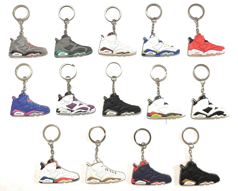 WeTheFounders Shoe Sneaker Keychains AJ-6 Retro