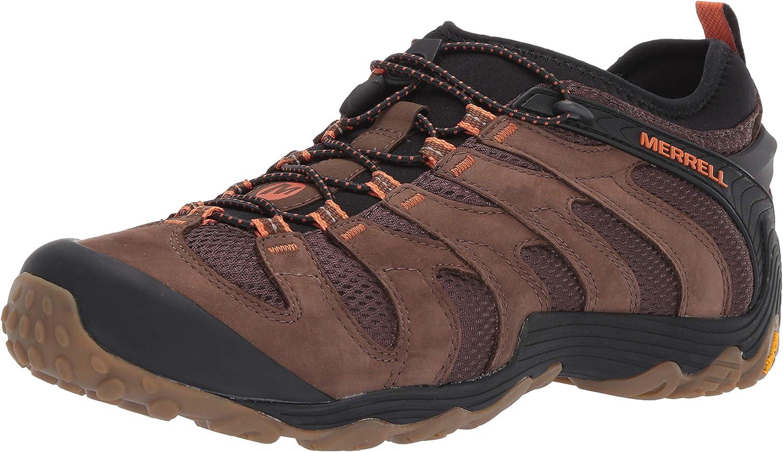 Merrell Cham 7 Limit Stretch, Zapatillas de Senderismo para Hombre