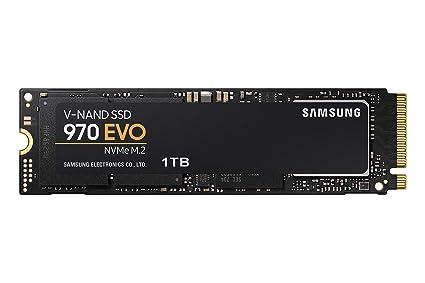 Amazon Com Samsung 970 Evo 1tb Nvme Pcie M 2 2280 Ssd Mz