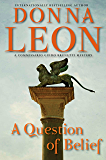 A Question of Belief: A Commissario Guido Brunetti Mystery (Commissario Brunetti Book 19)