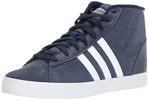 big sale ad935 5cb92 germany adidas neo womens cf daily qt mid w sneaker collegiate navy white  energy e1f49 73324