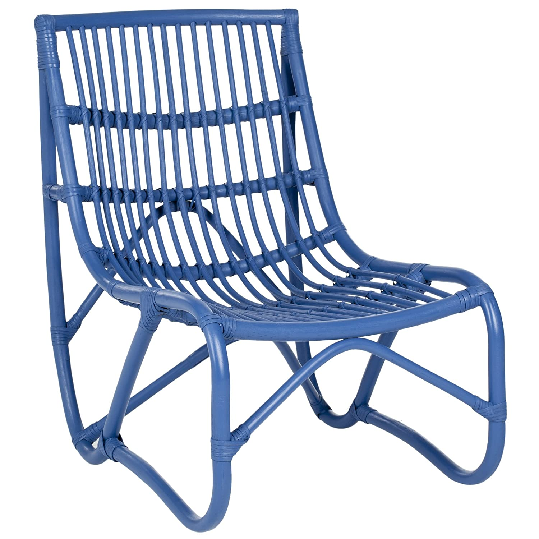 Amazon Safavieh Home Collection Shenandoah Chair Blue