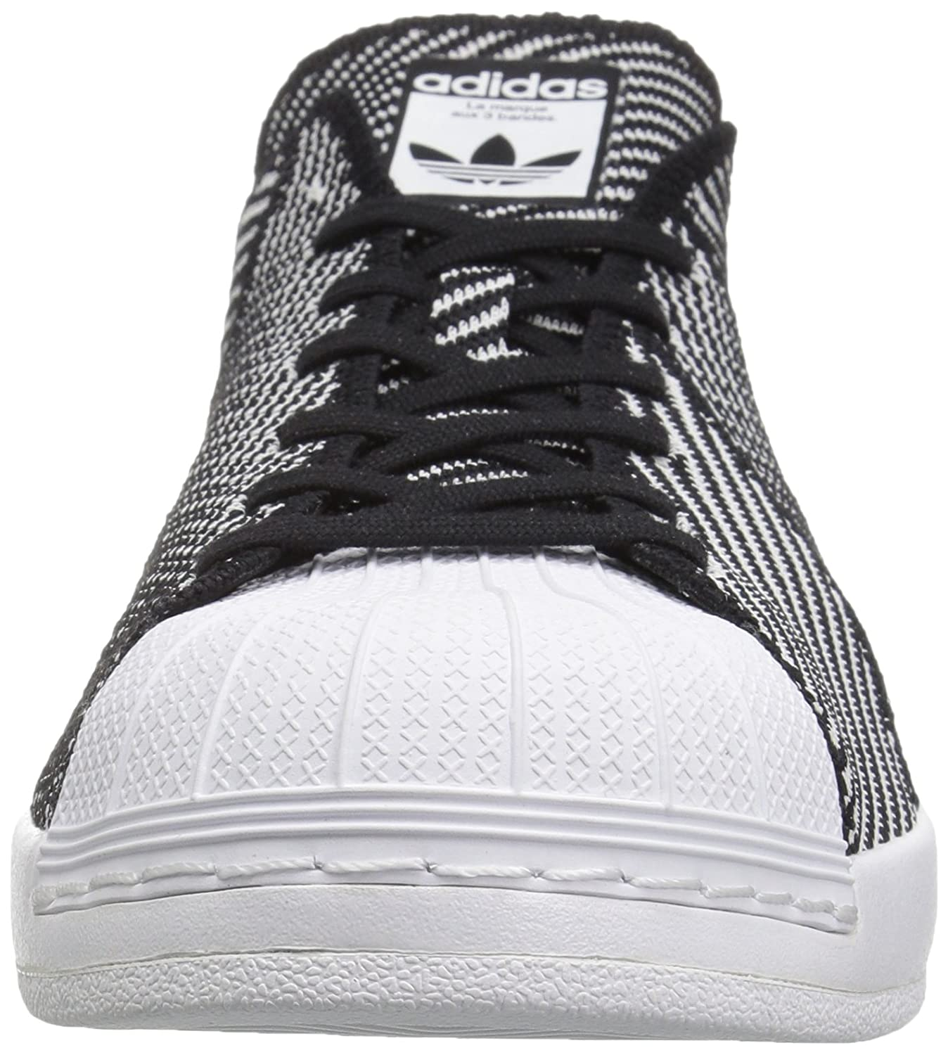 adidas adidas adidas Originals Men's Superstar Bounce Pk Fashion Shoes 12 M US|R Core Black / Running White Ftw / Running White Ftw B071Z36RWB 63ce13