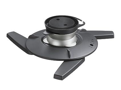 Vogels EPC 6545, Soporte de Techo para Proyector, Inclinable 20º y Giratorio 360º, Máx 10 Kg