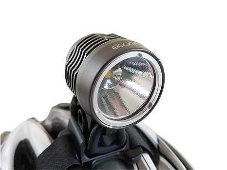 Led lampada di illuminazione bicicletta mtb faro campeggio bike