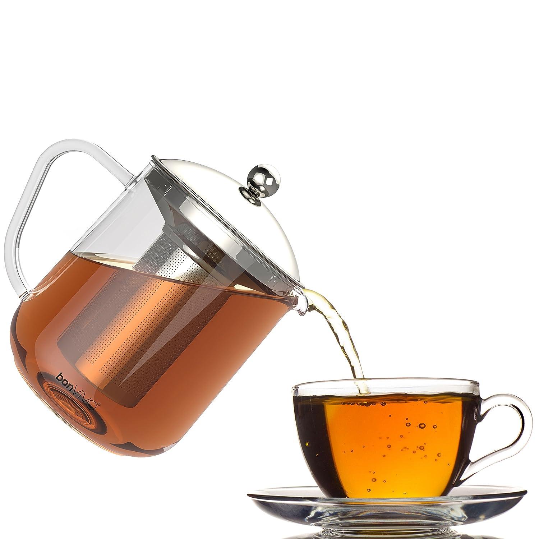 bonVIVO® Fridu Cafetera Cold Brew, Nueva Experiencia De Sabor Para ...