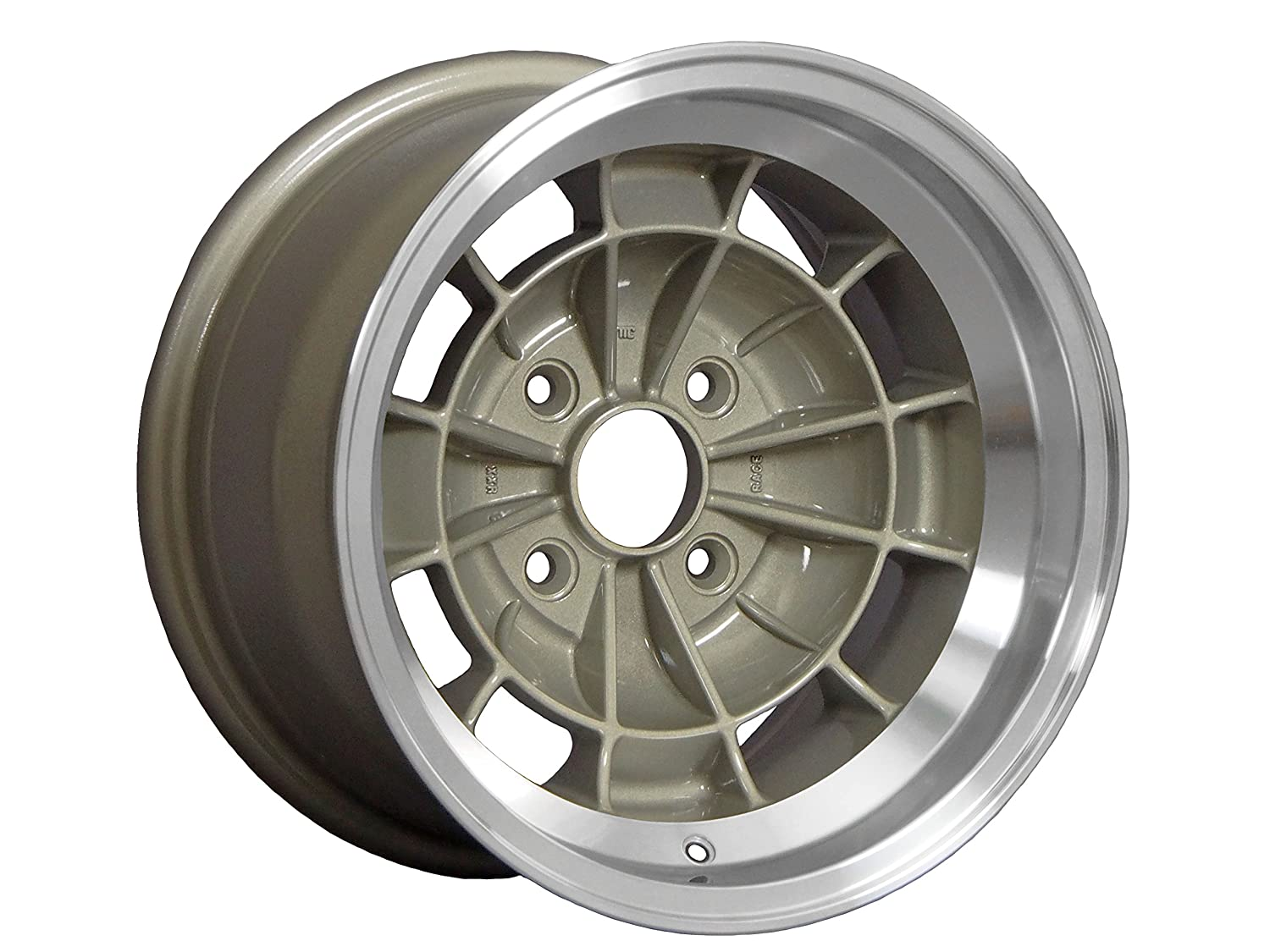 Amazon.com: TOSCO 14×8 MATERIAL Wheel/ Rims 4×4.5 with a -18 mm Offset and a 70 Hub Bore: Automotive