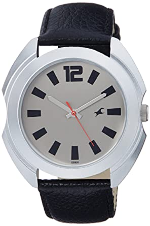 ab85a347e Buy Fastrack Casual Analog Grey Dial Men s Watch -NK3117SL02 Online at Low  Prices in India - Amazon.in