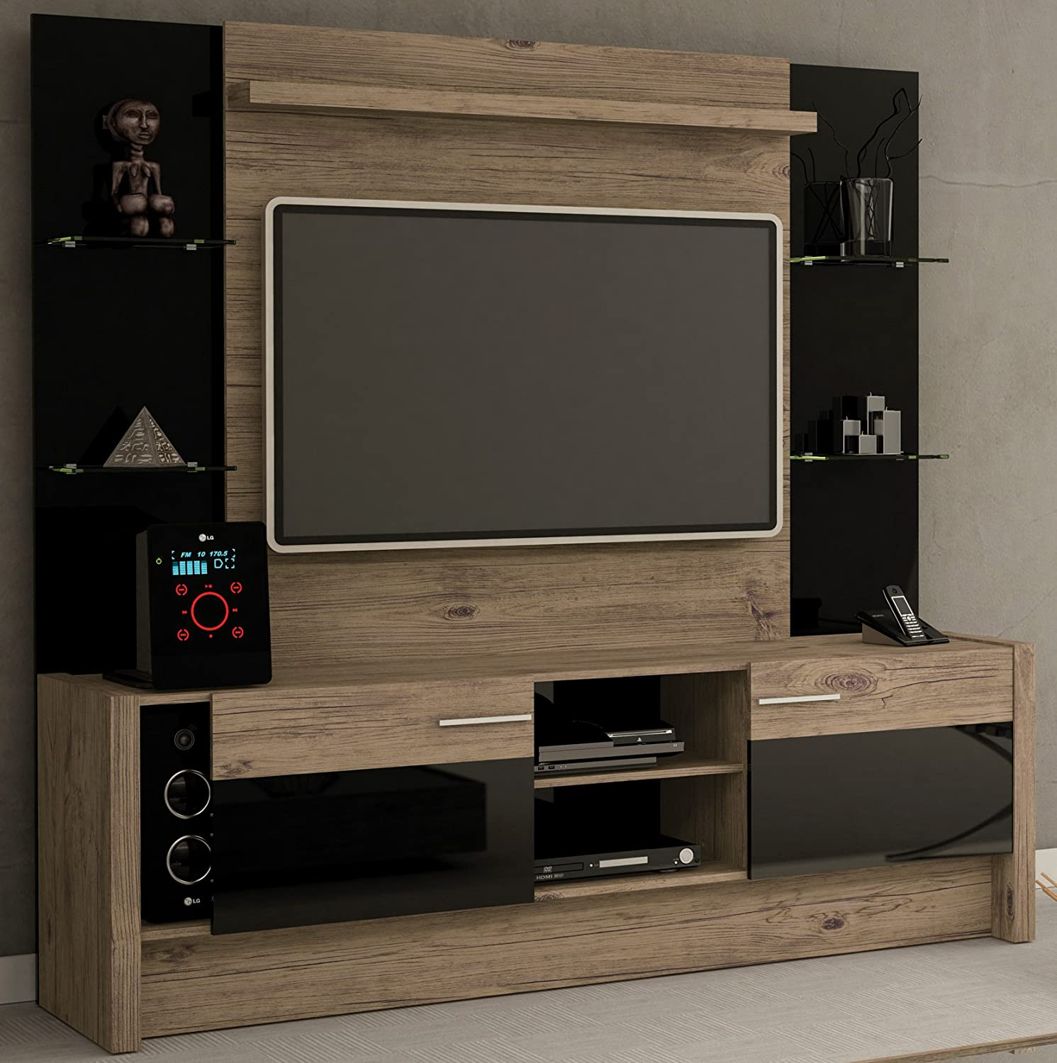 Amazon Manhattan fort Morning Side Entertainment Center