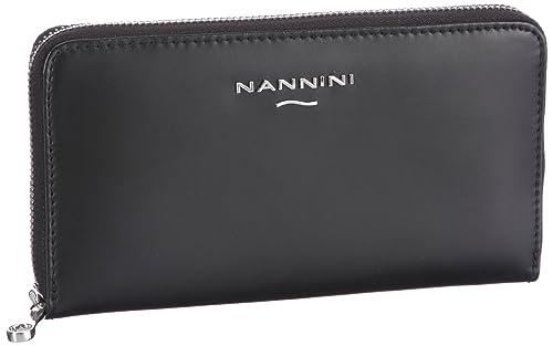 4cf54042e9 Nannini Glenn 12PNNA30066, Portafoglio Donna, 19 x 10,5 x 2 cm (L x ...