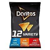 Doritos Variety Pack Tortilla Chips, 30g (12 Pack)