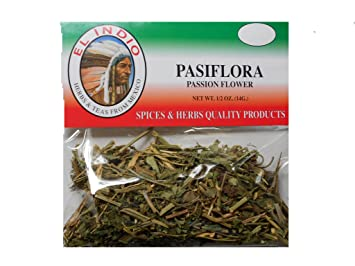 Pasiflora/Passion Flower Net Wt 1/2oz (14gr) 3-Pack
