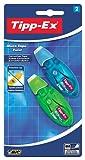 Tipp-Ex Micro Correction Tape Twist 2 Pack