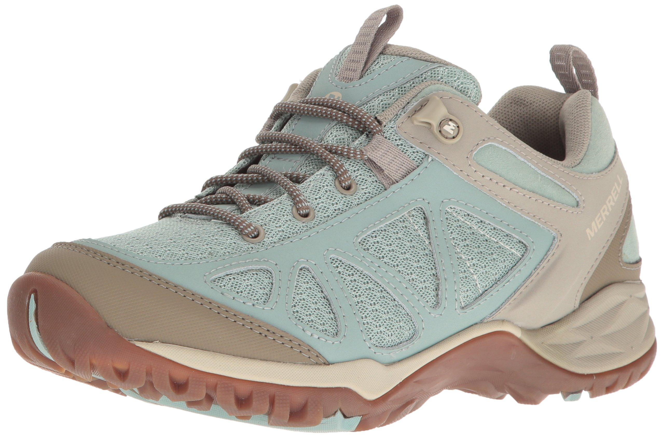 Merrell Women's Siren Sport Q2 Hiking Shoe, Blue Surf, 5 M US