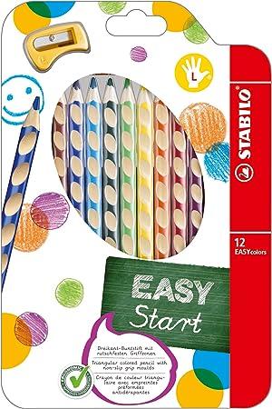 crayons de couleur ergonomique