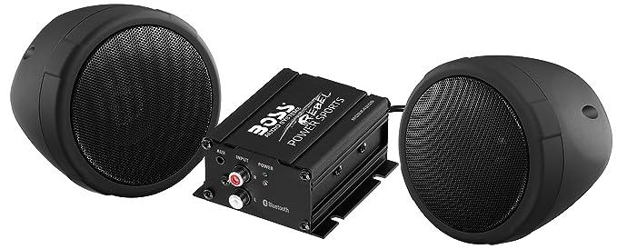 Review BOSS Audio MCBK420B Bluetooth,