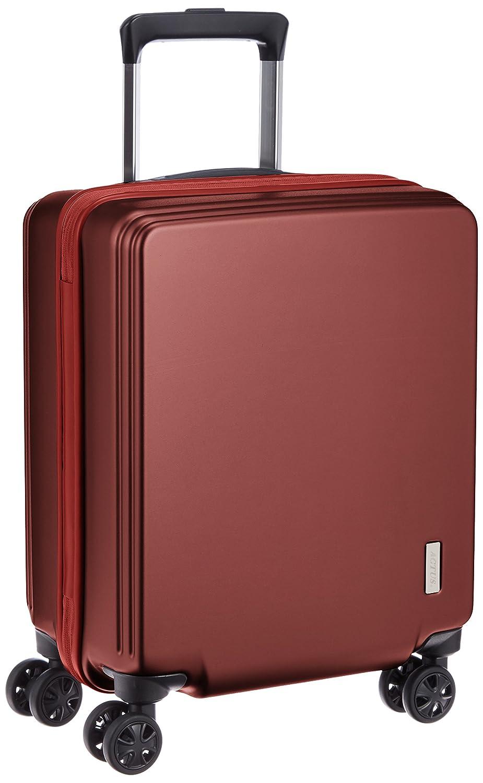 [アクタス] ACTUS スーツケース コインロッカーサイズ対応 ファスナーハードキャリー B01N1NNV2I ワイン ワイン