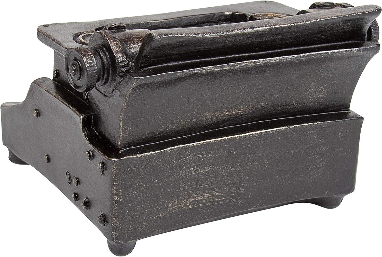Global Gizmos 46049 Porte-stylos et papeterie vintage pour machine /à /écrire