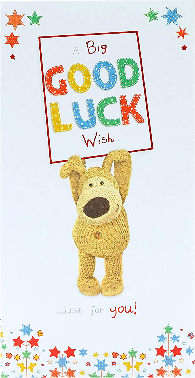 Sorry You/'re Leaving........Larger Good Luck Greetings Card. Goodbye