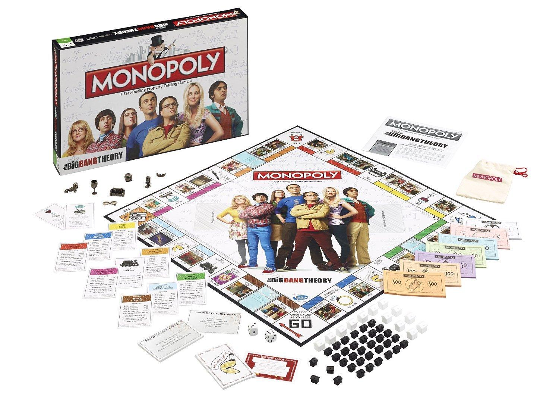 Monopoly Big Bang Theory Game
