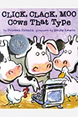 Click, Clack, Moo: Cows That Type Kindle Edition