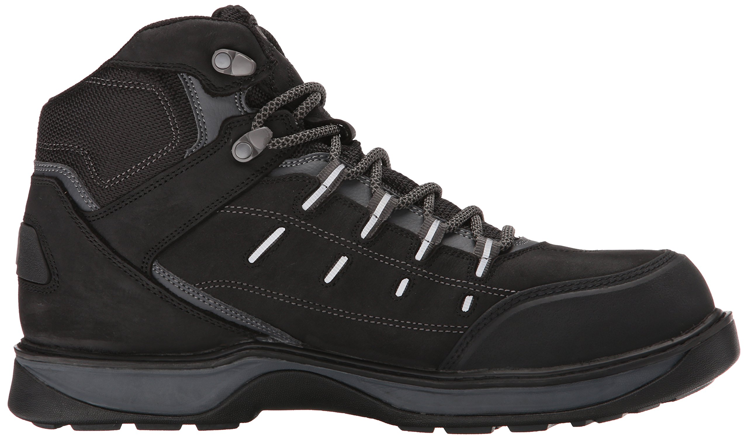 Wolverine Men's Edge LX Nano Toe Work Boot, Black/Grey, 11.5 M US by Wolverine (Image #7)