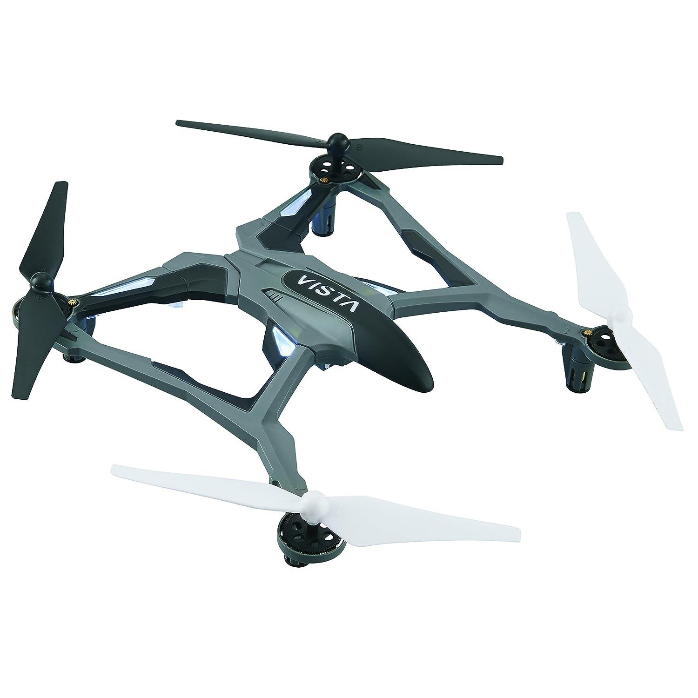 Dromida Vista Unmanned Aerial Vehicle (UAV) Quadcopter Ready-to-Fly (RTF) Drone...