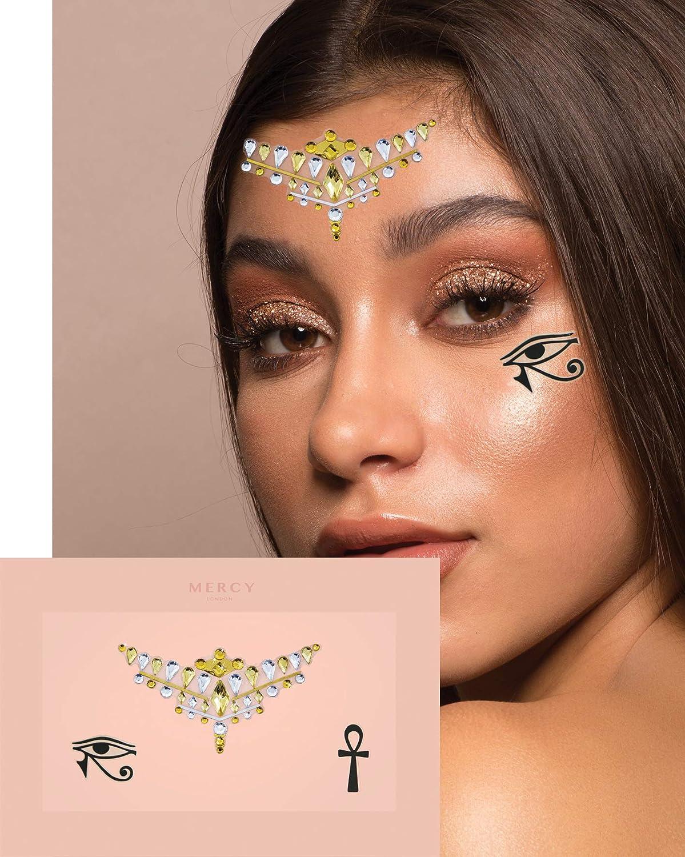 Egyptian Romance Festival Face Crystals