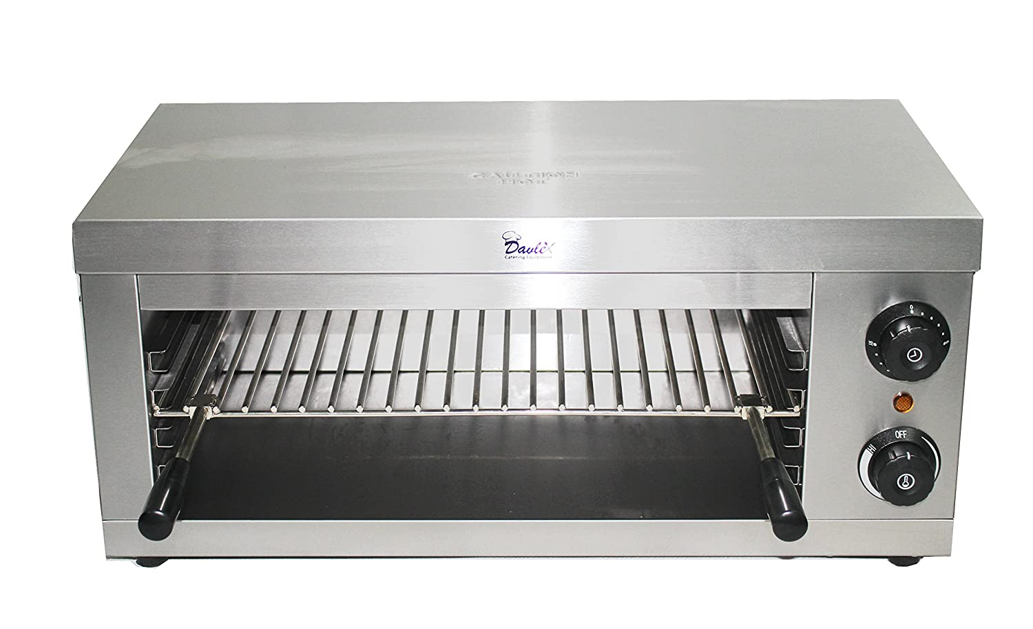 Commercial Salamander Grill, Eye Level Toaster, Free standing Grill ...