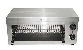Commercial Salamander Grill, Eye Level Toaster, Free Standing Grill