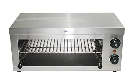 commercial salamander grill eye level toaster free standing grill - Salamander Kitchen