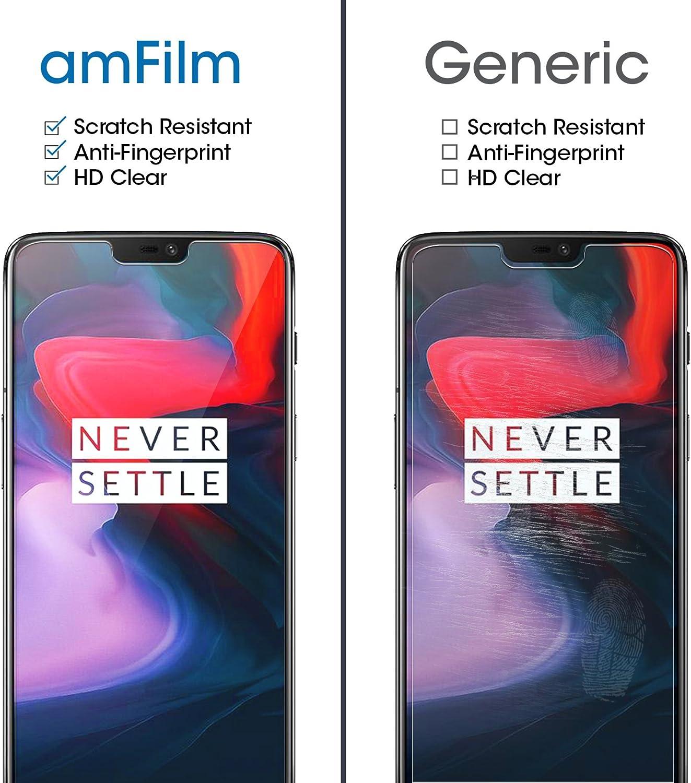 2 Pack Bear Village Anti-Scratch Bubble Free HD Screen Protector Film for Google Pixel XL Google Pixel XL Screen Protector Tempered Glass