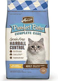product image for Merrick Purrfect Bistro Grain Free Complete Care Dry Cat Food