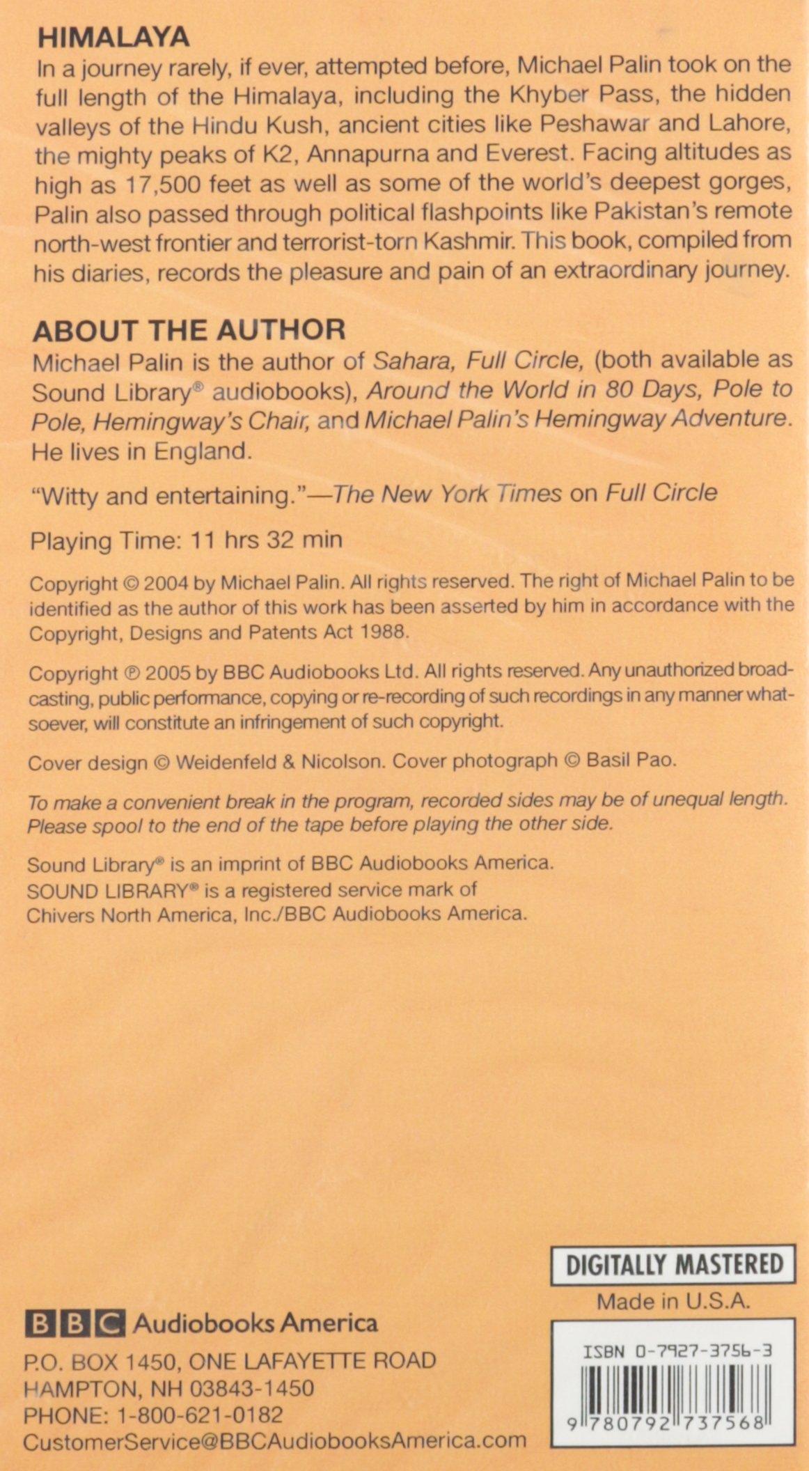 Himalaya michael palin 9780792737568 amazon books fandeluxe Image collections