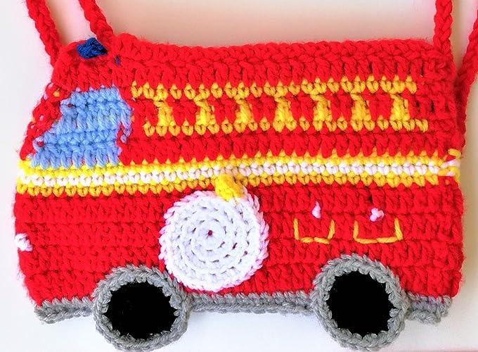 Amazon Amazing Little Boys Handbag Backpack Bag Crochet