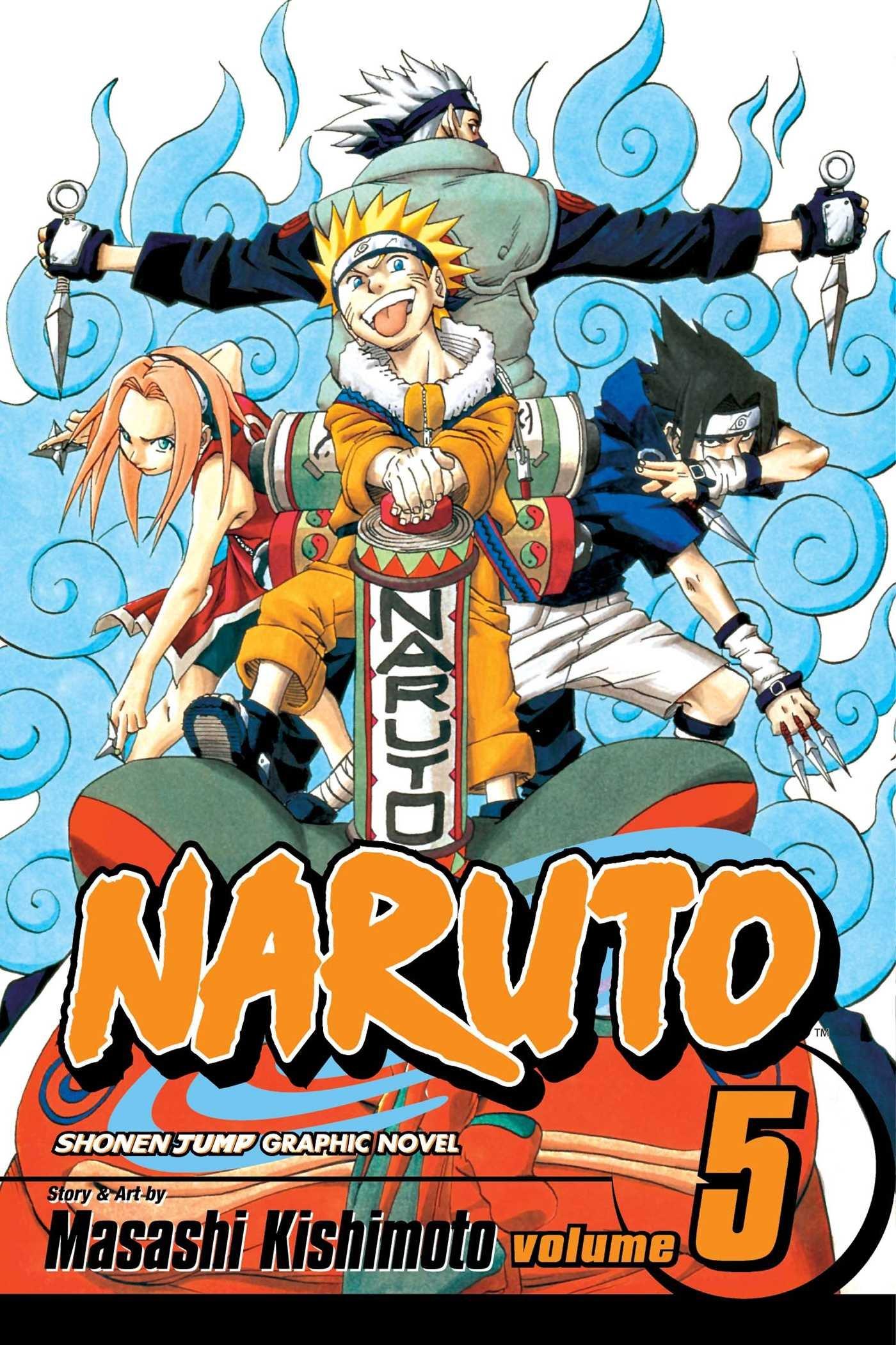 Naruto Vol Challengers Masashi Kishimoto product image