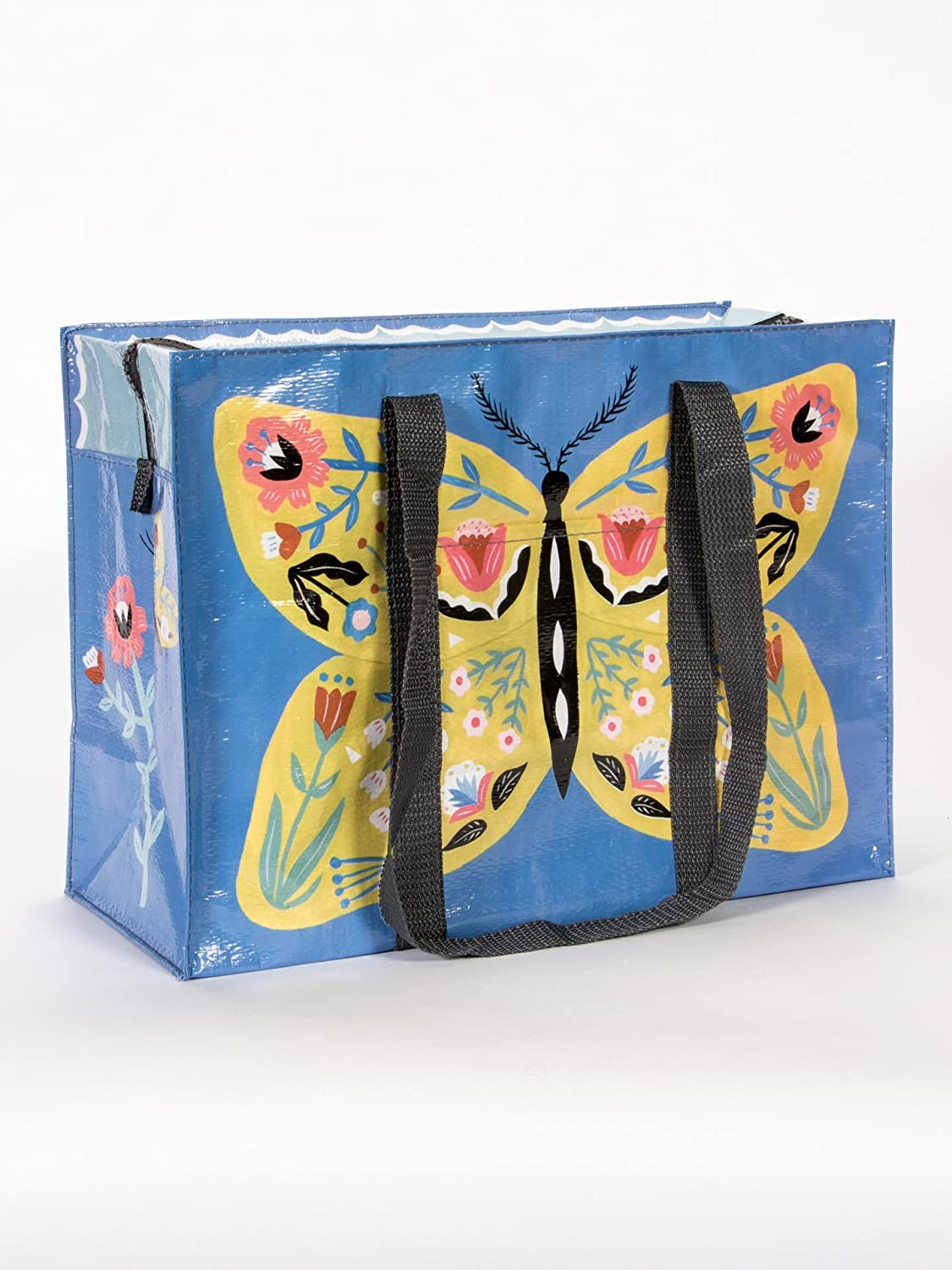 Blue Q Bags, Shoulder Tote, Butterfly QA654