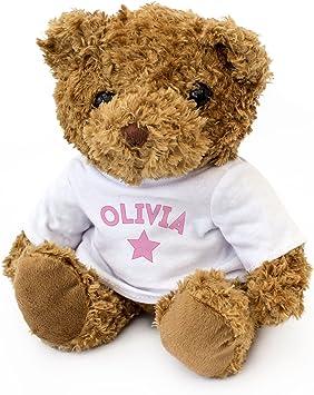 Brand New /& Sealed 20cm Oliver Bear