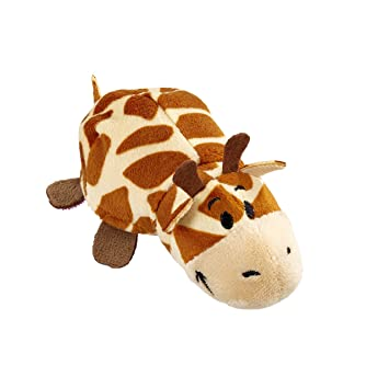 252bedf16f7d FlipaZoo 2 in 1 Little Flipzees Giraffe Hippo Plush (Dispatched from ...