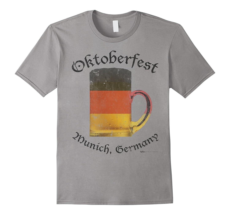 Vintage Oktoberfest Munich, Germany Drinking Shirt Men Women-BN
