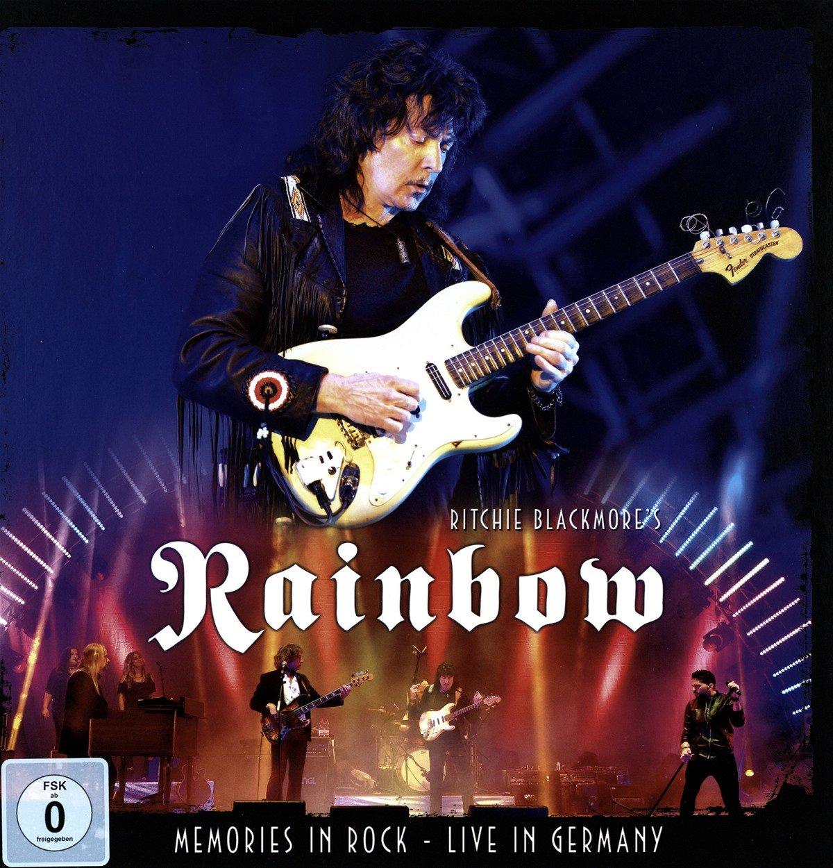 Memories In Rock: Live In Germany [DVD]