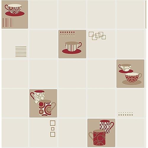 Kitchen Wallpaper Amazon Co Uk