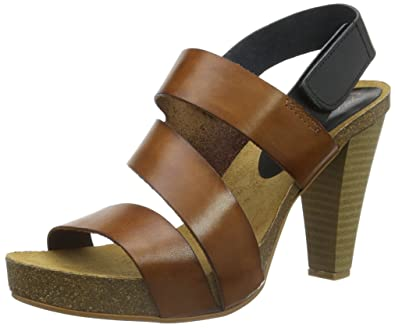 7b2ebe8de655 GARDENIA COPENHAGEN Women s 1423 Sling Back Sandals