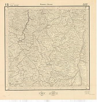 Amazon 歴史地図 ルアンダ ウラ...