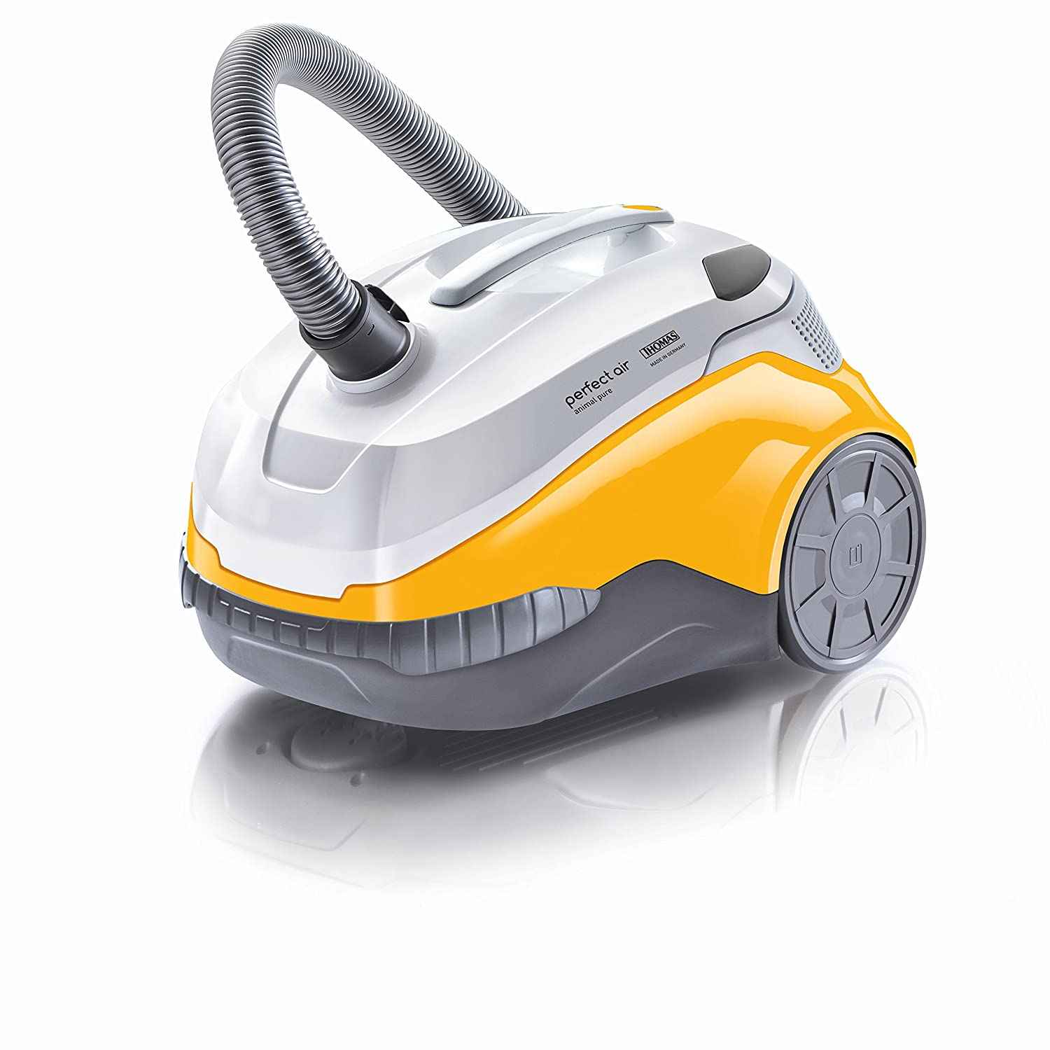 Vacuum cleaner with aquafilter Thomas - fast and high-quality cleaning