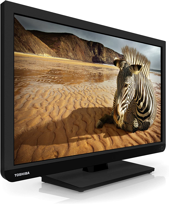 Toshiba 24W1333G - Televisor LED de 24